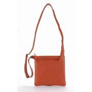 TUCANO BFIMIN-O :: Чанта за iPod / MP3 / GSM, Fina Mini, кожена, оранжев цвят