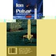 Custom Flying Model Rocket Kit Ion Pulsar 10028