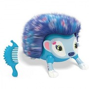 Zoomer Hedgiez Flip Interactive Hedgehog with Lights Sounds and Sensors by Spin Master