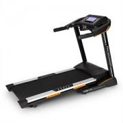 Capital Sports Pacemaker X30, futópad, profi házi edző, 3 lóerő, 22 km/h, pulzusmérő, fekete (FIT19-PM-X30)