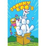 Johnny Boo's Big Boo Box: Books 1-5 by James Kochalka
