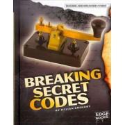Breaking Secret Codes by Jillian Gregory