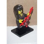 LEGO Mini-Figures - Rock Star - (Series 12) + Online Code