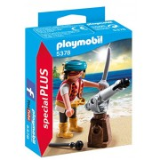PLAYMOBIL 5378 Pirate with Cannon