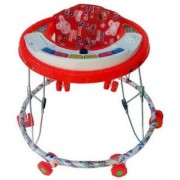 Shoppers Store Red Musical Baby Walker