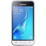 "Telefon Mobil Samsung Galaxy J1 (2016), Procesor Quad-Core 1.3GHz, Super AMOLED Capacitive touchscreen 4.5"", 1GB RAM, 8GB Flash, 5MP, 3G, Wi-Fi, Dual Sim, Android (Alb)"