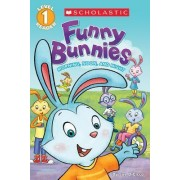 Funny Bunnies: Morning, Noon, and Night by Sue DiCicco