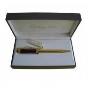Bolígrafo Christian Dior oro [3723]