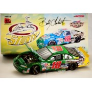 1999 Action / Nascar Rcca Bobby Labonte #18 Pontiac Grand Prix Bank Interstate Batteries / Nascar Racers : Stunts Fox Kids 1:24 Scale Diecast Metal Stock Car 1 Of 3500 Limited Edition Collectible