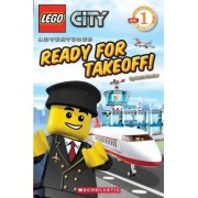 Lego City Adventures: Ready for Takeoff! by Sonia Sander