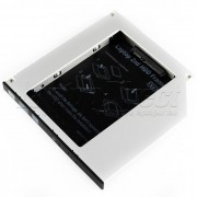 Adaptor caddy HDD extern pentru CD-ROM 9.5 mm