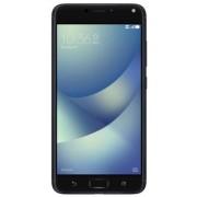 "Telefon Asus ZenFone 4 Max ZC554KL, Procesor Octa-Core 1.4GHz, IPS HD curved glass screen 5.5"", 3GB RAM, 32GB Flash, Dual 13+5MP, Wi-Fi, 4G, Dual Sim, Android (Deepsea Black) + Cartela SIM Orange PrePay, 6 euro credit, 4 GB internet 4G, 2,000 minute natio"