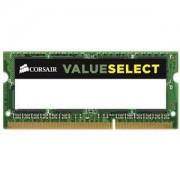 Mémoire Value Select CMSO8GX3M1C1333C9 SO-DIMM 8 Go DDR3L 1333 MHz CL9