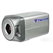 Camera CFTV Profissional Day Night CCD Sony 1/3'' 480 Linhas DNS480 TecVoz