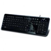 Genius SlimStar i250 Deluxe Multimedia Keyboard (SlimStar i250)