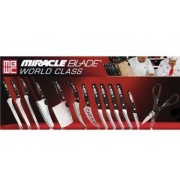 Cutite profesionale Miracle Blade World Class 13 piese