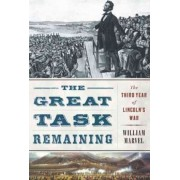The Great Task Remaining by MR William Marvel