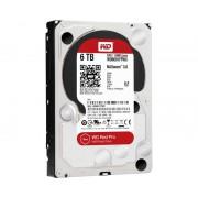 """WD 6TB 3.5"""" SATA III 128MB 7.200rpm WD6001FFWX Red Pro"""