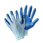 Briers Seed and Weed Ladies Moroccan Tile Gardening Gloves