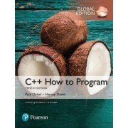 C++ How to Program (Early Objects Version) Plus MyProgrammingLab with Pearson eText by Paul Deitel