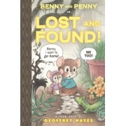 Benny and Penny: Lost by Geoffrey Hayes