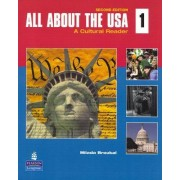 All About the USA 1: A Cultural Reader by Milada Broukal