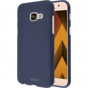 Azuri Flexible Sand Samsung Galaxy A3 (2017) Back Cover Blauw