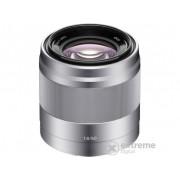 Obiectiv Sony 50/1.8 OSS, argintiu
