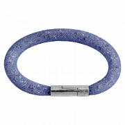 Bratara cu cristale Swarovski FaBOS, Blue 7750-0003-05