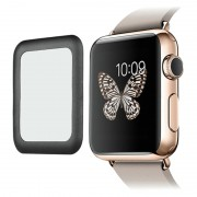 Apple Watch Link Dream Tempered Glass Screen Protector - 42mm - Black