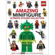 LEGO Amazing Minifigure Ultimate Sticker Collection by DK