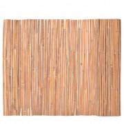 vidaXL Bambusový plot 100 x 400 cm