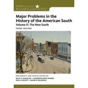Major Problems in the History of the American South: v. 2 by Mary Reynolds Babcock Professor of History Sally G McMillen