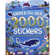 2000 Stickers Under the Sea by Parragon Books Ltd