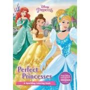 Disney Princess Perfect Princesses by Parragon Books Ltd