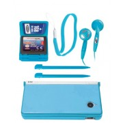 Competition Pro DS Lite Extras Kit - Turquoise (Nintendo DS) [Importación inglesa]