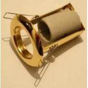 Spot incastrat R50 Italia auriu/argintiu