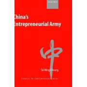 China's Entrepreneurial Army by Associate Professor Tai Ming Cheung