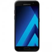 Смартфон Samsung Smartphone SM-A520F GALAXY A5 2017, 32GB, Черен, SM-A520FZKABGL