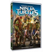 Teenage Mutant Ninja Turtles: Megan Fox,Jeremy Howard,Alan Ritchson - Testoasele Ninja (DVD)