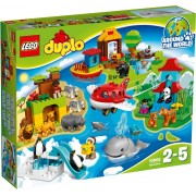 LEGO DUPLO Rond de Wereld - 10805