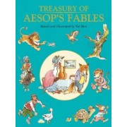 Treasury of Aesop's Fables by Val Biro