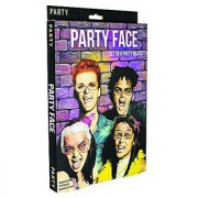 Paladone Funny Party Face Masks (6 Pack)