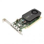 PNY NVIDIA NVS 510 Carte Graphique Professionnelle 2 Go GDDR3 PCI-Express Low Profile 4 x DP/DVI (VCNVS510DVI-PB)