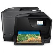 HP OfficeJet Pro 8710 e-All-in-One Printer (Print Scan Copy Fax Wireless Duplex Network) (D9L18A)