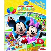 Mickey Mouse Clubhouse - My First Look and Find