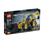 LEGO Technic Backhoe Loader 8069 by LEGO