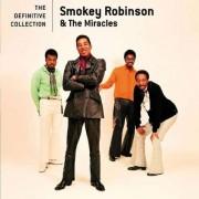 Smokey Robinson & Miracles - Definitive Collection (0602517805446) (1 CD)