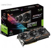 Asus NVIDIA GeForce GTX 1060 6GB GDDR5 192-bit Graphics Card