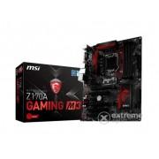 Placă de bază MSI Z170A Gaming M3 S1151 ATX